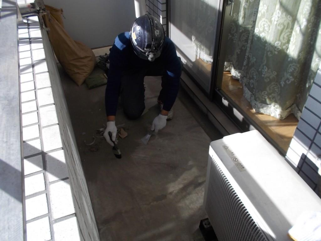 世田谷区桜新町マンション大規模修繕工事1